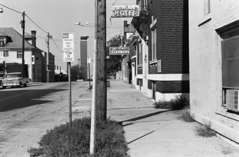 Kansas City, Missouri, 1965, gelatin-silver print