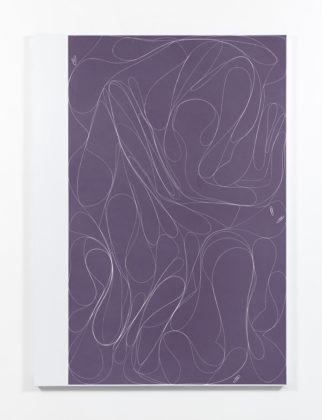 Blake Rayne, Untitled   , 2016, Acrylic polymer and urethane on canvas