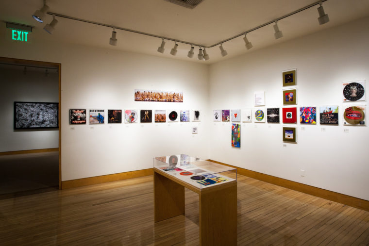 Art & Vinyl: Artists & the Record Album from Picasso to the Present